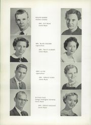 Page 14, 1959 Edition, North Brook High School - Le Souvenir Yearbook (Cherryville, NC) online yearbook collection