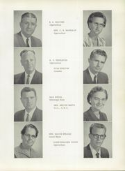 Page 15, 1959 Edition, North Brook High School - Le Souvenir Yearbook (Cherryville, NC) online yearbook collection