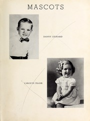 Page 11, 1950 Edition, Davis Townsend High School - Daviston Yearbook (Lexington, NC) online yearbook collection