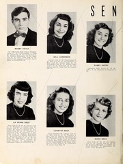 Page 14, 1950 Edition, Davis Townsend High School - Daviston Yearbook (Lexington, NC) online yearbook collection
