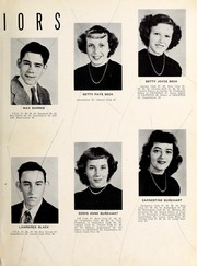 Page 15, 1950 Edition, Davis Townsend High School - Daviston Yearbook (Lexington, NC) online yearbook collection