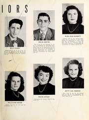 Page 17, 1950 Edition, Davis Townsend High School - Daviston Yearbook (Lexington, NC) online yearbook collection