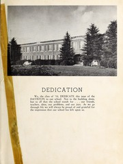 Page 7, 1950 Edition, Davis Townsend High School - Daviston Yearbook (Lexington, NC) online yearbook collection