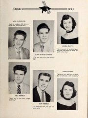 Page 13, 1954 Edition, Davis Townsend High School - Daviston Yearbook (Lexington, NC) online yearbook collection