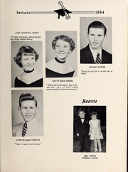 Page 17, 1954 Edition, Davis Townsend High School - Daviston Yearbook (Lexington, NC) online yearbook collection
