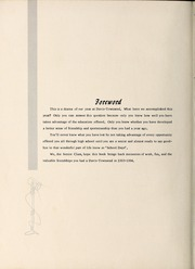 Page 6, 1954 Edition, Davis Townsend High School - Daviston Yearbook (Lexington, NC) online yearbook collection