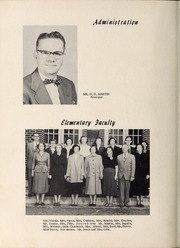 Page 8, 1954 Edition, Davis Townsend High School - Daviston Yearbook (Lexington, NC) online yearbook collection