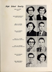 Page 9, 1954 Edition, Davis Townsend High School - Daviston Yearbook (Lexington, NC) online yearbook collection