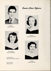 Page 12, 1955 Edition, Davis Townsend High School - Daviston Yearbook (Lexington, NC) online yearbook collection