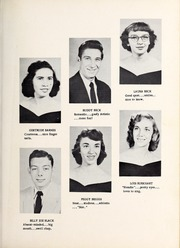 Page 13, 1955 Edition, Davis Townsend High School - Daviston Yearbook (Lexington, NC) online yearbook collection