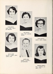 Page 14, 1955 Edition, Davis Townsend High School - Daviston Yearbook (Lexington, NC) online yearbook collection