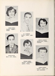 Page 16, 1955 Edition, Davis Townsend High School - Daviston Yearbook (Lexington, NC) online yearbook collection