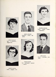 Page 17, 1955 Edition, Davis Townsend High School - Daviston Yearbook (Lexington, NC) online yearbook collection