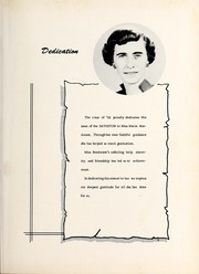 Page 7, 1955 Edition, Davis Townsend High School - Daviston Yearbook (Lexington, NC) online yearbook collection