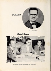 Page 8, 1955 Edition, Davis Townsend High School - Daviston Yearbook (Lexington, NC) online yearbook collection
