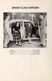 Page 14, 1956 Edition, Davis Townsend High School - Daviston Yearbook (Lexington, NC) online yearbook collection