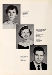 Page 16, 1956 Edition, Davis Townsend High School - Daviston Yearbook (Lexington, NC) online yearbook collection
