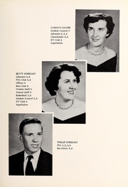 Page 17, 1956 Edition, Davis Townsend High School - Daviston Yearbook (Lexington, NC) online yearbook collection