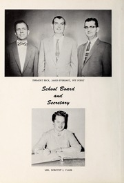 Page 10, 1957 Edition, Davis Townsend High School - Daviston Yearbook (Lexington, NC) online yearbook collection