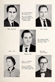 Page 13, 1957 Edition, Davis Townsend High School - Daviston Yearbook (Lexington, NC) online yearbook collection