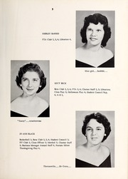 Page 17, 1957 Edition, Davis Townsend High School - Daviston Yearbook (Lexington, NC) online yearbook collection