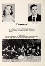 Page 6, 1957 Edition, Davis Townsend High School - Daviston Yearbook (Lexington, NC) online yearbook collection