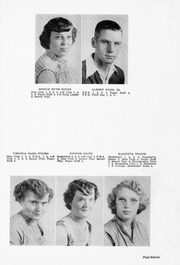 Page 11, 1953 Edition, Maury High School - Mecca Yearbook (Maury, NC) online yearbook collection