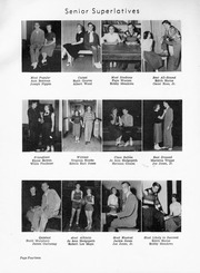 Page 14, 1953 Edition, Maury High School - Mecca Yearbook (Maury, NC) online yearbook collection
