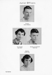 Page 17, 1953 Edition, Maury High School - Mecca Yearbook (Maury, NC) online yearbook collection