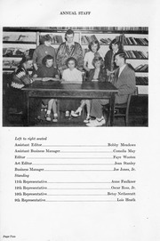 Page 3, 1953 Edition, Maury High School - Mecca Yearbook (Maury, NC) online yearbook collection