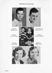 Page 6, 1953 Edition, Maury High School - Mecca Yearbook (Maury, NC) online yearbook collection