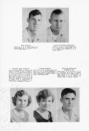 Page 7, 1953 Edition, Maury High School - Mecca Yearbook (Maury, NC) online yearbook collection