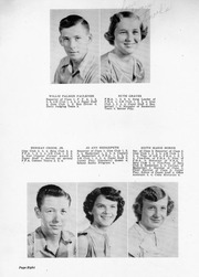 Page 8, 1953 Edition, Maury High School - Mecca Yearbook (Maury, NC) online yearbook collection