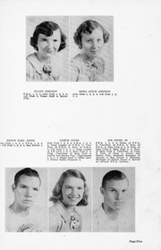 Page 9, 1953 Edition, Maury High School - Mecca Yearbook (Maury, NC) online yearbook collection