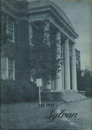 Page 1, 1959 Edition, Woodland Olney High School - Sylvan Yearbook (Woodland, NC) online yearbook collection