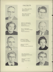 Page 14, 1959 Edition, Woodland Olney High School - Sylvan Yearbook (Woodland, NC) online yearbook collection
