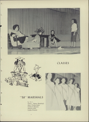 Page 15, 1959 Edition, Woodland Olney High School - Sylvan Yearbook (Woodland, NC) online yearbook collection