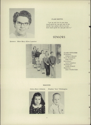 Page 16, 1959 Edition, Woodland Olney High School - Sylvan Yearbook (Woodland, NC) online yearbook collection