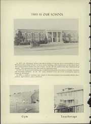 Page 6, 1959 Edition, Woodland Olney High School - Sylvan Yearbook (Woodland, NC) online yearbook collection