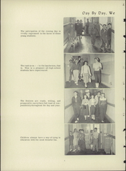Page 8, 1959 Edition, Woodland Olney High School - Sylvan Yearbook (Woodland, NC) online yearbook collection