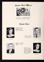 Page 10, 1951 Edition, Pine Level High School - Pine Needle Yearbook (Pine Level, NC) online yearbook collection