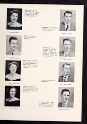 Page 11, 1951 Edition, Pine Level High School - Pine Needle Yearbook (Pine Level, NC) online yearbook collection
