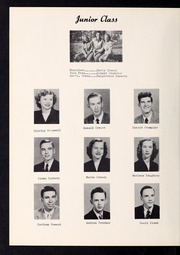 Page 16, 1951 Edition, Pine Level High School - Pine Needle Yearbook (Pine Level, NC) online yearbook collection