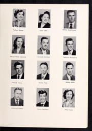 Page 17, 1951 Edition, Pine Level High School - Pine Needle Yearbook (Pine Level, NC) online yearbook collection