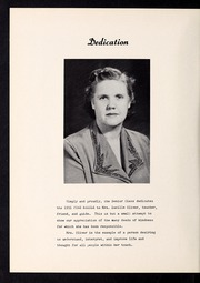 Page 6, 1951 Edition, Pine Level High School - Pine Needle Yearbook (Pine Level, NC) online yearbook collection