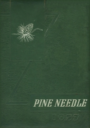 Page 1, 1957 Edition, Pine Level High School - Pine Needle Yearbook (Pine Level, NC) online yearbook collection
