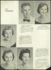 Page 14, 1957 Edition, Pine Level High School - Pine Needle Yearbook (Pine Level, NC) online yearbook collection