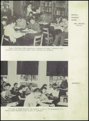Page 15, 1957 Edition, Pine Level High School - Pine Needle Yearbook (Pine Level, NC) online yearbook collection
