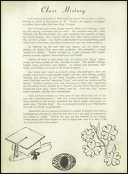 Page 16, 1957 Edition, Pine Level High School - Pine Needle Yearbook (Pine Level, NC) online yearbook collection