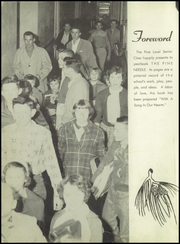 Page 6, 1957 Edition, Pine Level High School - Pine Needle Yearbook (Pine Level, NC) online yearbook collection